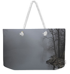 Misty River Weekender Tote Bag