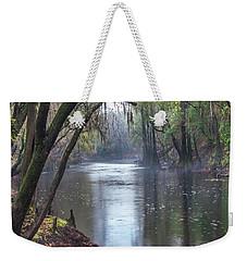 Misty River Weekender Tote Bag