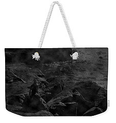 Misty Sea Weekender Tote Bag