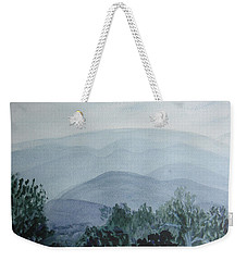 Misty Shenandoah Weekender Tote Bag