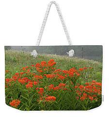 Misty Summer Morning - D010124 Weekender Tote Bag