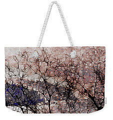 Misty Sunrise On Whidbey Island Weekender Tote Bag
