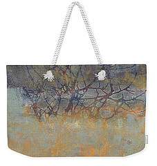 Misty Trees Weekender Tote Bag