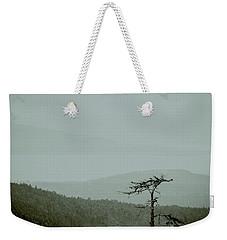 Misty View Weekender Tote Bag