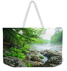 Misty Waters Weekender Tote Bag