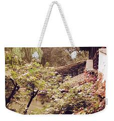 Misty Willows Weekender Tote Bag
