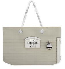 Mitchell-amee House Weekender Tote Bag