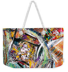 Mix And Match Weekender Tote Bag