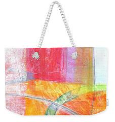 Mixed Media1 Weekender Tote Bag