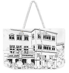 Mizner Park's Uncle Julio's Restaurant Weekender Tote Bag