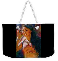 Mizziel Serra Weekender Tote Bag