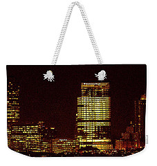 Mke Wi Weekender Tote Bag by Michael Nowotny
