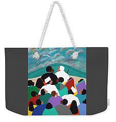 Mlk Called To Serve Weekender Tote Bag
