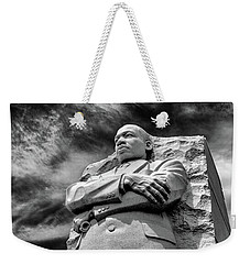 Mlk Memorial Weekender Tote Bag by Paul Seymour