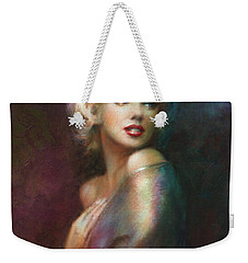 Mm Ww Colour Weekender Tote Bag
