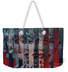 Mmarilyn 132 Sis Weekender Tote Bag