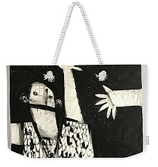 Mmcvii Paranoia No 2  Weekender Tote Bag