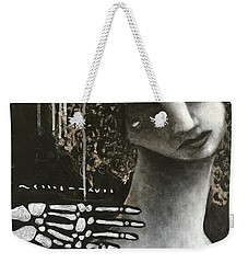 Mmxvii Life And Immortality No 5 Weekender Tote Bag