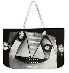 Mmxvii Masks For Despair No 3  Weekender Tote Bag