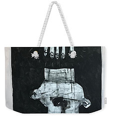 Mmxvii Paranoia No 1  Weekender Tote Bag