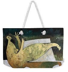 Mmxvii Spring Night No 1 Weekender Tote Bag
