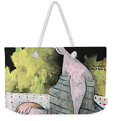 Mmxvii Spring Night No 2  Weekender Tote Bag