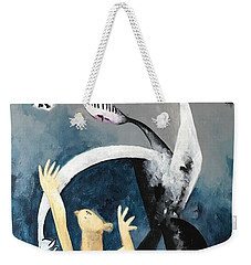 Mmxvii The Ascension No. 2  Weekender Tote Bag