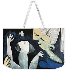 Mmxvii The Ascension No 3  Weekender Tote Bag