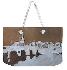 Moasbrogk In Brown Tints Weekender Tote Bag