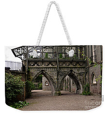 Moat At Inveraray Castle In Argyll Weekender Tote Bag