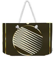 Mocha 1 Weekender Tote Bag