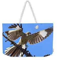 Mockingbird Sees Me I Weekender Tote Bag