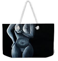 Model-3 Weekender Tote Bag