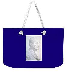Model Weekender Tote Bag
