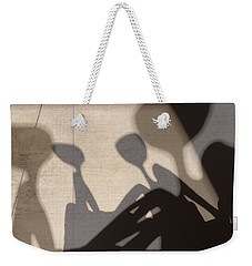 Modern Art Weekender Tote Bag by Stan  Magnan