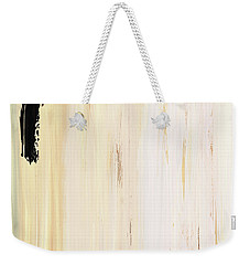 Weekender Tote Bag featuring the painting Modern Art - The Power Of One Panel 3 - Sharon Cummings by Sharon Cummings