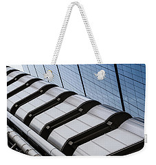 Lloyds Building Bank In London Weekender Tote Bag
