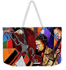 Modern Jazz Quintet Side B Weekender Tote Bag