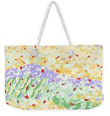 Modern Landscape Painting 3 Weekender Tote Bag