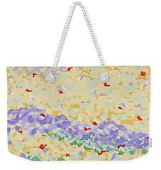 Modern Landscape Painting 4 Weekender Tote Bag