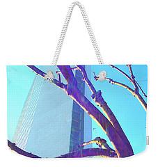 Modern Milan Weekender Tote Bag
