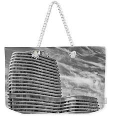 Modern Office Building Weekender Tote Bag