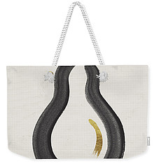 Modern Pear- Art By Linda Woods Weekender Tote Bag