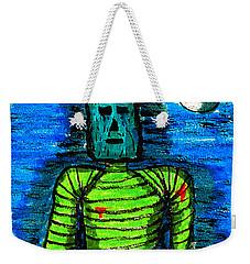 Modern Prometheus Weekender Tote Bag