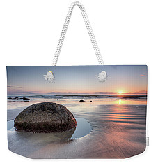 Moeraki Revisited Weekender Tote Bag