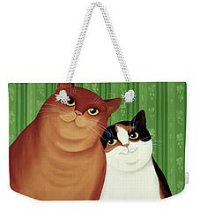 Moggies Weekender Tote Bag