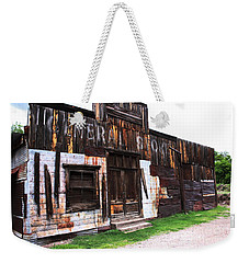 Mogollon General Store Weekender Tote Bag by Natalie Ortiz