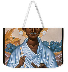 Mohandas Gandhi - Rlmog Weekender Tote Bag