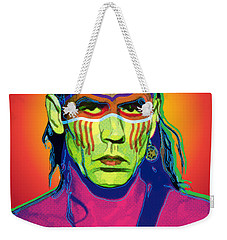 Mohawk Weekender Tote Bag by Gary Grayson