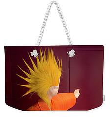 Mohawk Weekender Tote Bag